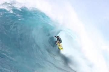 News video: Patagonia presents Deep Water Peahi Paddle Days - Surf