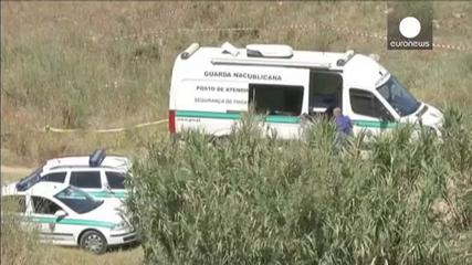News video: Police dig at new site in Algarve in Madeleine McCann case